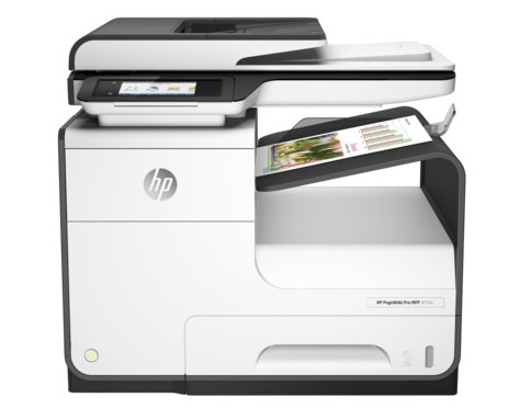 HP PageWide 477dn, MFP