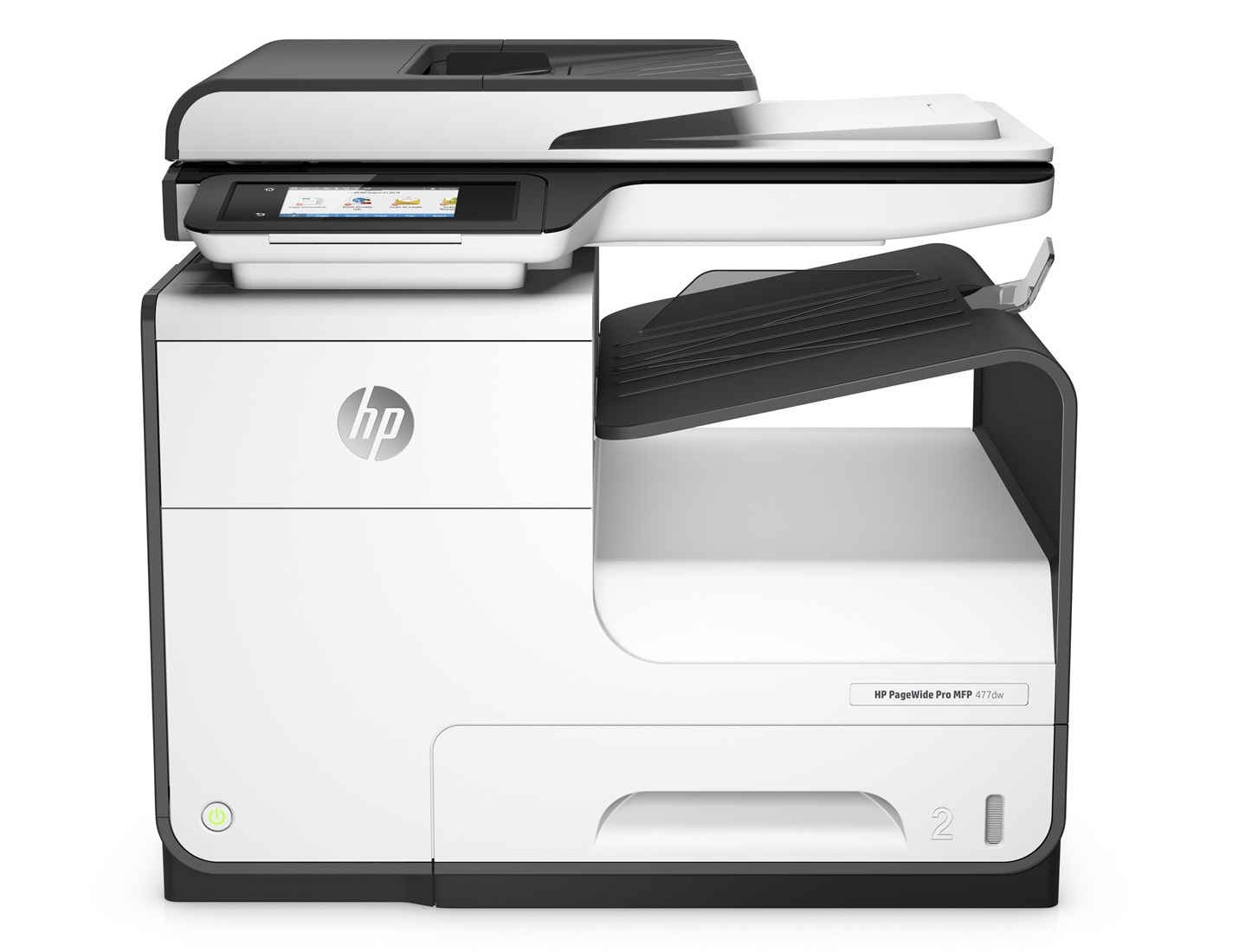 HP PageWide 477dw, MFP