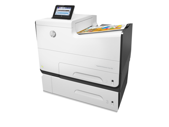 HP PageWide 556xh, imprimante