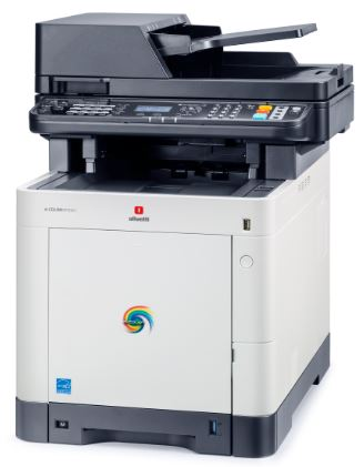 Olivetti d-Color MF3004, MFP