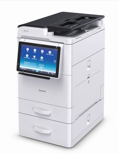 Ricoh MP 305+SPF, MFP