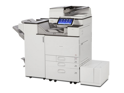 Savin MP C5504, MFP