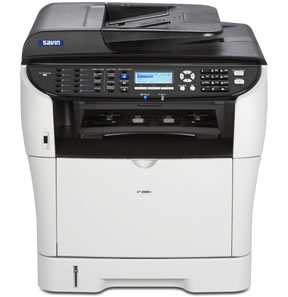Savin SP 3500SF, MFP