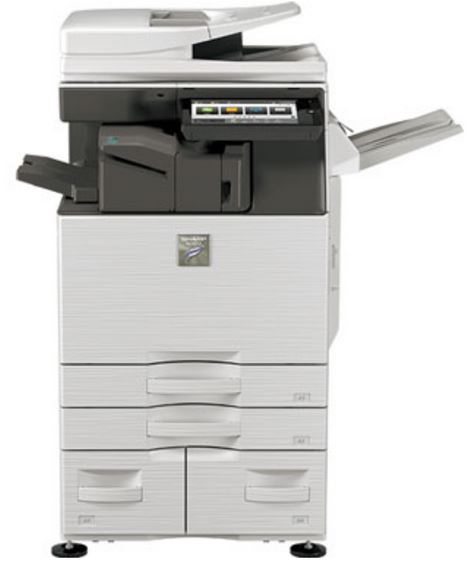 Sharp MX-M3550, MFP
